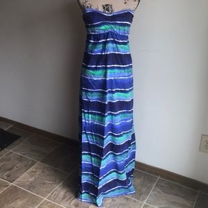 Tommy Bahama maxi dress